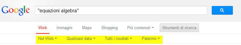 ricerca-menu-Google