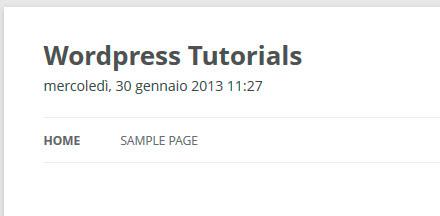 Wordpress-con-data-e-ora