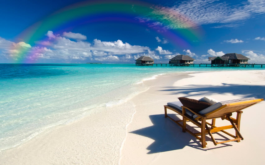arcobaleno con Photoshop