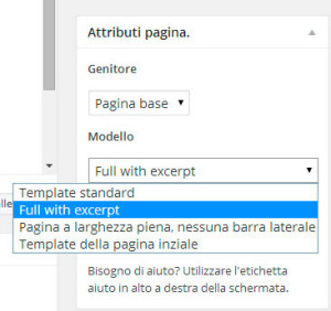 modelli-wordpress